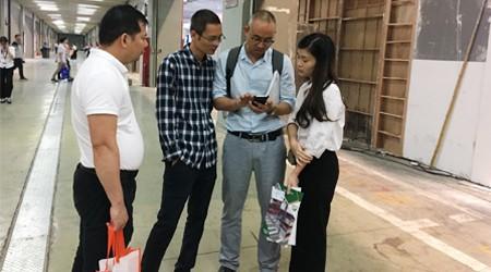 易达立体仓库货架厂家参加2019年第10届广州物流展