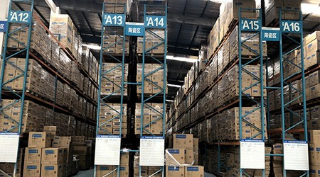 重型仓库货架预留安全距离的优势汇总