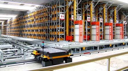 定制茂名仓储货架厂家自动化立库要遵循的设计原则