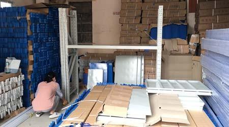 双11,福州仓储货架公司轻型货架疯狂发货中【易达货架】