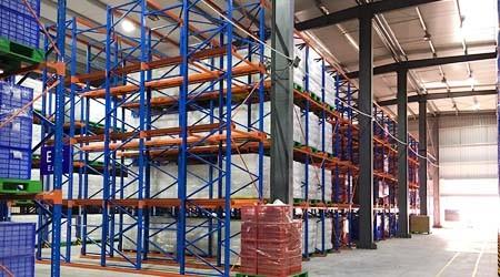 食品工业仓库货架有哪些类型呢