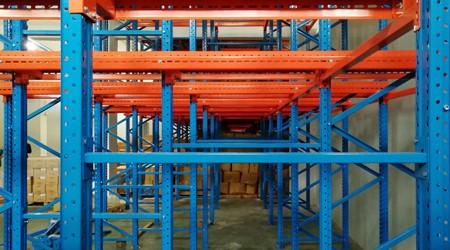 仓储物流货架厂家的货架做表面处理和不做的区别