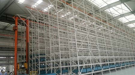立体仓库货架厂家是仓储物流行业发展的重要推进者