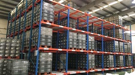 先进先出重型货架的类型有哪些,功能是什么?