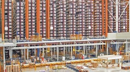 什么是绿色仓储,绿色中山物流仓库货架概述