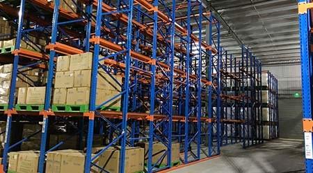 广州重型仓储货架可以通过这些方法增加货位数量