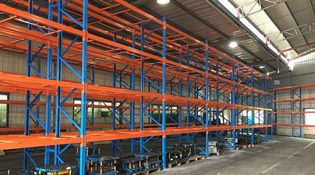 如何利用塘厦重型仓储货架巧妙的提高仓库存储率