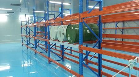 为什么广州仓库货架厂对化工厂仓库货架是要求最高