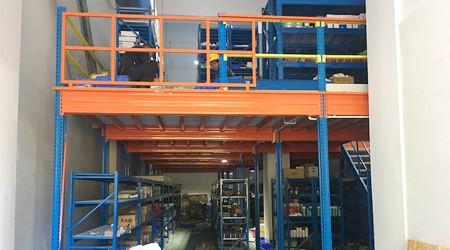 驶入式仓储重型货架厂的货架能改革升级吗?[易达货架]