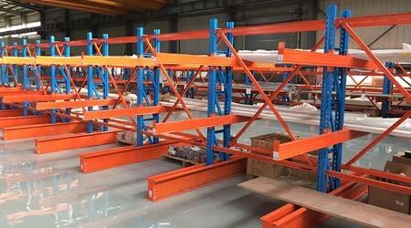 2米多的钢板使用哪种重型仓储仓库货架