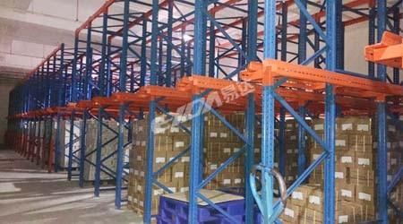 易达货架厂家告诉您该怎样选择合适的印刷厂货架