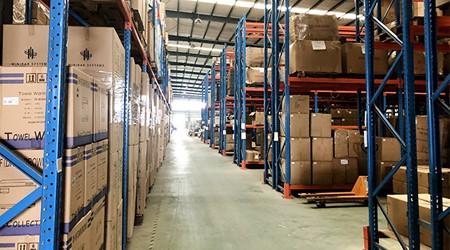 定制广州仓储货架不可忽略的仓库测量重要细节
