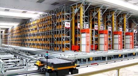 自动化物流仓储配送货架已经大量进入众多企业的仓库