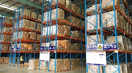 广州货架厂解析重型货架晃动的原因及解决办法