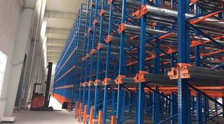 保证货物及人身安全该如何正确使用广州重型仓库货架