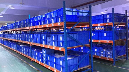 东莞专业仓储货架生产厂家有哪些?[易达货架]