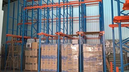 驶入式仓储重型货架设计前需了解的数据