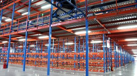 珠海仓储货架厂家谈仓库货架对仓库管理的重要性
