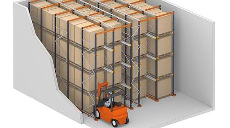 广州仓储货架设计可以出3D效果图吗?