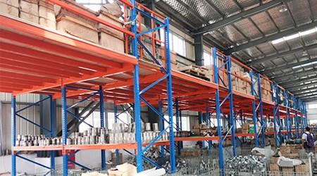 广州仓库货架厂回收二手仓库货架吗?