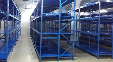 可以自动放气囊的广州仓储货架大全