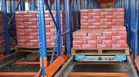 10米高仓库是否能做自动化的中山重型仓储货架