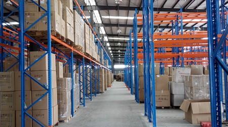 广州重型货架生产厂家横梁式货架承重是多少?【易达货架】