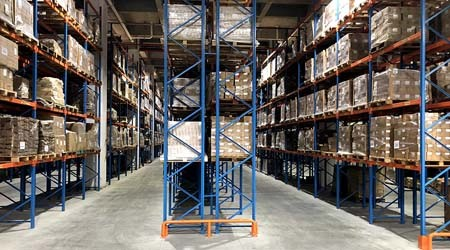 清远重型仓库货架如何摆放,才能保证出入库效率