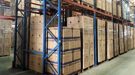 先进先出重型货架定制需要注意的事项