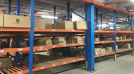 重型货架厂助农村电商仓库规划管理一臂之力