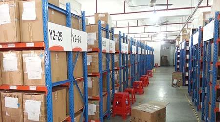 广州仓库货架可以直接增加高度吗?