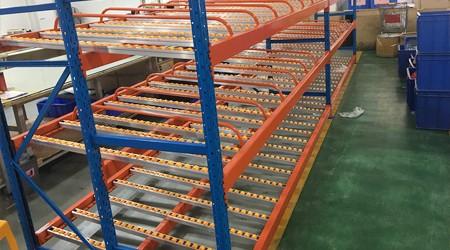 流利条货架仓储货架的功能有哪些